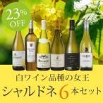 白ワインセット / 白ワイン品種の女王 シャルドネ6本セット WW2-2 / 750ml x 6 / 送料無料