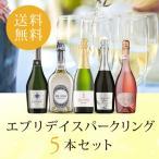 ワイン ワインセット エブリデイスパークリング 5本セット RU7-1 [750ml x 5] 送料無料 泡 スパークリングワイン
