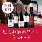 【10/28以降出荷】ワイン ワインセット エノテカ厳選!超売れ筋赤ワイン5本セット RC9-2 [750ml x 5] 送料無料