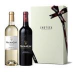 ショッピングワイン ワイン ギフト 赤白ワインセット フランス産ムートン・カデ紅白ワイン3,000円ギフトセット(送料無料 紙箱込み 説明付き)