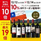 ショッピングワイン ワイン 赤ワインセット / スーパーチリワイン赤6本セット / 750ml x 6 / SC12-1 / 送料無料