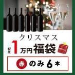 赤ワインセット / クリスマス福袋1万円(赤のみ6本) XF12-2 / 750ml×6 / 送料無料