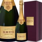 クリュッグ・グランド・キュヴェ [ボックス付] / フランス シャンパーニュ(シャンパン) / 750ml / 発泡・白