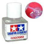 タミヤ セメント プラモデル専用接着剤 「使いやすい、はけタイプ」 タミヤ模型