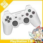 PS3 コントローラー デュアルショック3 DUALSHOCK3 ホワイト 中古