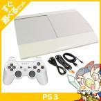 PS3 プレステ3 PlayStation 3 250GB クラシック・ホワイト CECH-4000B LW SONY ゲーム機 中古 すぐ遊べるセット 送料無料
