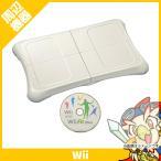 ショッピングWii Wiiフィットプラス WiiFitプラス バランスボード ソフト付きすぐ遊べるセット 中古 送料無料