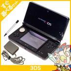 3DS コスモブラック(CTRSKAAA) 本体 すぐ遊べるセット 中古