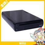 Wii U プレミアムセット kuro 黒 本体のみ単品 中古