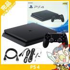 PS4 ジェット・ブラック 500GB (CUH-2100AB01) 本体 完品 PlayStation4 SONY ソニー 中古 送料無料