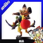 amiibo クルペッコ&ダン先輩 モンスターハンター ストーリーズ WiiU 新品