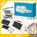 Wii U プレミアムセット shiro (WUP-S-WAFC) 完品 外箱あり 中古