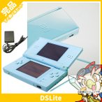 DSLite ニンテンドーDS Lite アイスブルーUSG-S-CBA 本体 完品 外箱付き Nintendo 任天堂 ニンテンドー 中古 送料無料