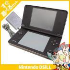 ショッピングdsi DSiLL ニンテンドーDSi LL ダークブラウンUTL-S-BRA 本体 すぐ遊べるセット Nintendo 任天堂 ニンテンドー 中古 送料無料