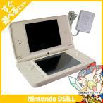 DSiLL ニンテンドーDSi LL ナチュラルホワイトUTL-S-WGA 本体 すぐ遊べるセット Nintendo 任天堂 ニンテンドー 中古 送料無料