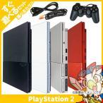 PS2 本体 中古 純正 コントローラー 1個付き すぐ遊べるセット プレステ2 SCPH 90000CB CW SS CR 送料無料