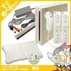 Wii 本体 バランスボード フィット プラス Wii リモコン 追加 遊んでダイエット 一式 お得パック すぐ始める Wii Fit Plus シロ 中古 送料無料