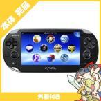 PSVita PlayStation Vita Wi‐Fiモデル クリスタル・ブラック (PCH-1000 ZA01) 本体 完品 外箱付き PlayStationVita SONY ソニー 中古 送料無料