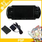 PSP 本体 PSP-3000PB ピアノ・ブラック PSP-3000 すぐ遊べるセット プレイステーションポータブル ゲーム機 中古 送料無料