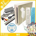 Wii ニンテンドーWii Wii本体 (シロ) Wiiリモコンプラス2個、Wiiスポーツリゾート同梱本体 すぐ遊べるセット コントローラー付き 任天堂 中古 送料無料