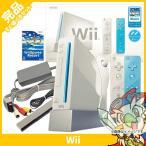 Wii ニンテンドーWii Wii本体 (シロ) Wiiリモコンプラス2個、Wiiスポーツリゾート同梱本体 完品 外箱付き Nintendo 任天堂 ニンテンドー 中古 送料無料