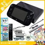 ショッピングWii WiiU Wii U すぐに遊べるファミリープレミアムセット+Wii Fit U(クロ)(バランスWiiボード非同梱) 本体 すぐ遊べるセット Nintendo 任天堂 中古 送料無料