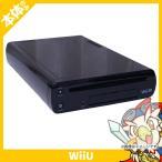 WiiU ニンテンドーWiiU Wii U すぐに遊べるファミリープレミアムセット(クロ) 本体のみ 本体単品 Nintendo 任天堂 ニンテンドー 中古 送料無料
