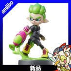 アミーボ amiibo ボーイ ネオングリーン スプラトゥーン2 (スプラトゥーンシリーズ) 新品 Nintendo 任天堂 ニンテンドー 送料無料