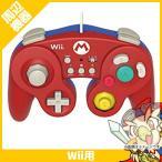 ショッピングWii Wii ニンテンドーWii ホリ クラシックコントローラー for Wii U マリオ コントローラー Nintendo 任天堂 ニンテンドー
