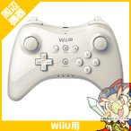 Wii U ウィーユー PRO コントローラー shiro シロ 白 ニンテンドー 任天堂 Nintendo 純正 中古 送料無料