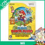 Wii ニンテンドーWii スーパーペーパーマリオ ソフト ケースあり Nintendo 任天堂 ニンテンドー 中古 送料無料
