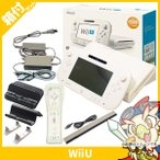 WiiU ニンテンドーWiiU Wii U すぐに遊べる スポーツプレミアムセット本体 完品 Nintendo 任天堂 ニンテンドー 中古 送料無料