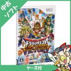 Wii ニンテンドーWii ドラゴンクエスト モンスターバトルロードビクトリー ソフト ケースあり Nintendo 任天堂 ニンテンドー 中古 送料無料