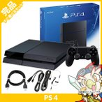 PS4 プレステ4 プレイステーション4 ジェット・ブラック (CUH-1200AB01) 本体 完品 外箱付き 中古 送料無料