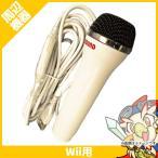 ショッピングWii Wii ニンテンドーWii カラオケJOYSOUND Wii専用USBマイク 周辺機器 のみ 中古 送料無料