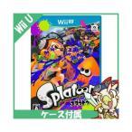 WiiU Splatoon スプラトゥーン Wii U ソフト ケースあり 中古