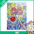 Wii 太鼓の達人Wii ドドーンと2代目! ソフト ケースあり Nintendo 任天堂 ニンテンドー 中古 送料無料