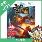 Wii ウィー モンスターハンターG 通常版 モンスターハンター3 トライ 体験版 同梱 ソフト ニンテンドー 任天堂 Nintendo 中古 送料無料