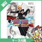 ショッピングWii Wii BLEACH バーサス・クルセイド ブリーチ ソフト ケースあり Nintendo 任天堂 ニンテンドー 中古 送料無料