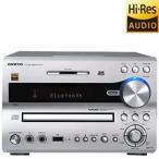 CDコンポ  ONKYO CD/SD/USBレシーバー NFR-9TXS  Bluetooth ハイレゾ  高音質