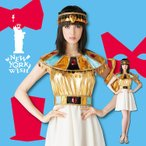 クレオパトラ風コスプレNYWエジプシャンクイーン民族衣装仮装かわいいおしゃれハロウィンパーティーコスチューム