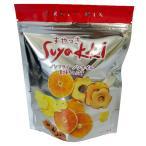 ヘルシー お菓子 ふるーつ de Kiss リンゴ・バナナ・パイナップル・オレンジ メーカー直送のため代引不可 果物チップス 素焼き ノンオイル 無添加 乾燥 スヤッキ