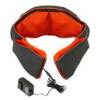 医療機器認可取得 クロシオ マッサージ器 ネックマッサー も〜む 首・肩・背中・腰 マッサージ機 指圧風もみ玉マッサージ 058356