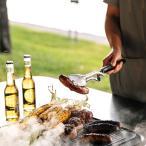 【15倍】Clong BBQトング シルバー dreamfarm ドリームファーム BBQ バーベキュー トング キャンプ 焚き火 BBQ