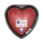 Wilton(ウィルトン) バレンタイン 製菓 手作り お菓子 9インチ ハート ケーキパン 9in Heart Pan プレゼント ギフト おしゃれ