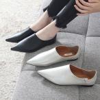 ショッピングフラット フラットシューズ レディース ポインテッドトゥ ペタンコ 2017 秋 ファッション 靴 婦人靴