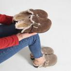 ショッピングフラット フラットシューズ 裏起毛 バブーシュ スエード調 あったか フラット レディース 冬 ファッション レディース 靴 婦人靴 30代 40代