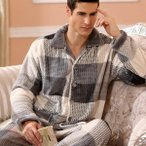 もこもこ パジャマ メンズ 冬 用 長袖 ルームウェア メンズ 上下 メンズパジャマ おしゃれ ブランド 部屋着 セットアップ モコモコ