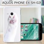 Yahoo!スマホカラバリストアYahoo!店AQUOS PHONE EX SH-02F (肉きゅぅ クリアケース素材)