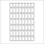 ASHFORD ミニ6穴サイズシステム手帳用リフィル 補強シール